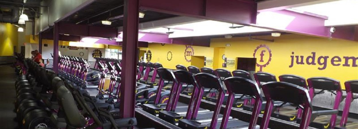 Planet Fitness Southwest at 14