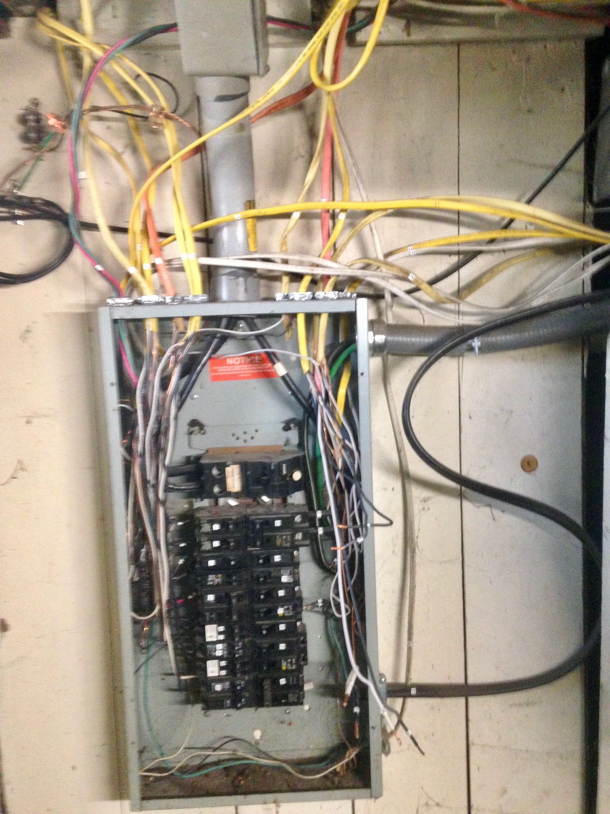Residential Panel Upgrade 1