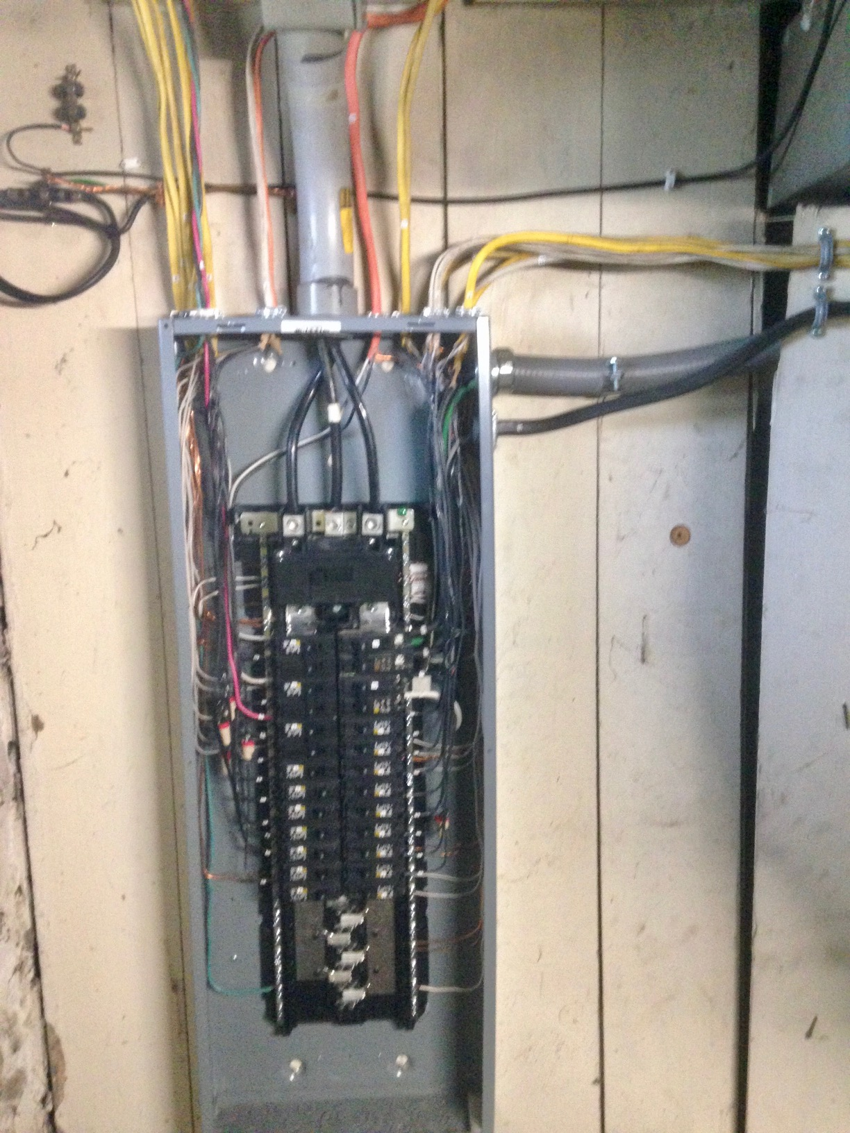 Residential Panel Upgrade 2